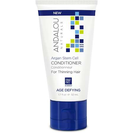 Balsam Argan Stem Cell Age Defying Treatment Conditioner Andalou Naturals 50ml