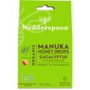 Bomboane (Dropsuri) Ecologice cu Miere de Manuka, Eucalipt si Propolis Wedderspoon 120 grame
