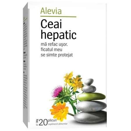 Ceai Hepatic ALEVIA 20 plicuri