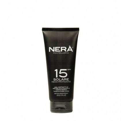 Crema pentru Protectie Solara Nera Medium SPF15 200ml