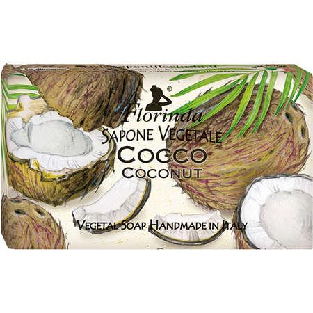 Sapun Vegetal La Dispensa cu Cocos Florinda 100g
