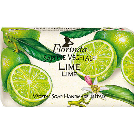 Sapun Vegetal La Dispensa cu Lime Florinda 100g