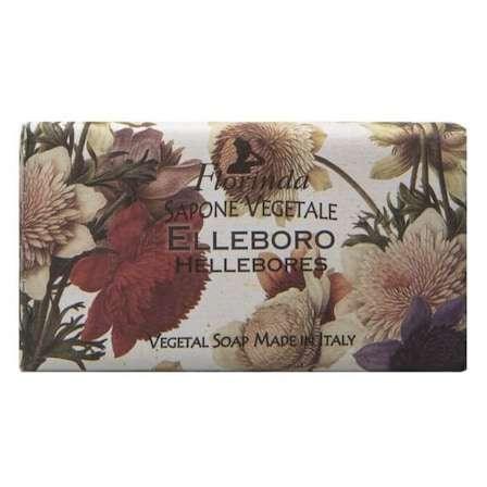 Sapun Vegetal La Dispensa cu Flori de Elleboro Florinda 100g